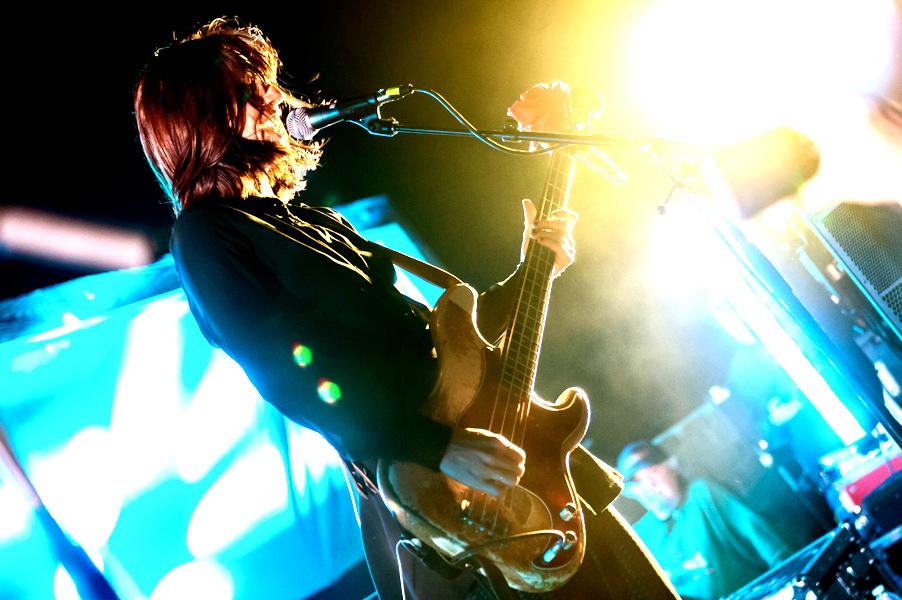 New Pixies Bass babe-Paz Lenchantin